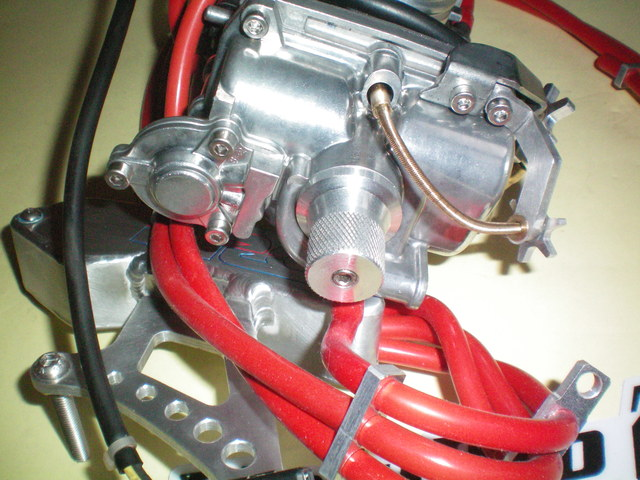 Keihin FCR MX 41 5 racing carburetor - Page 2