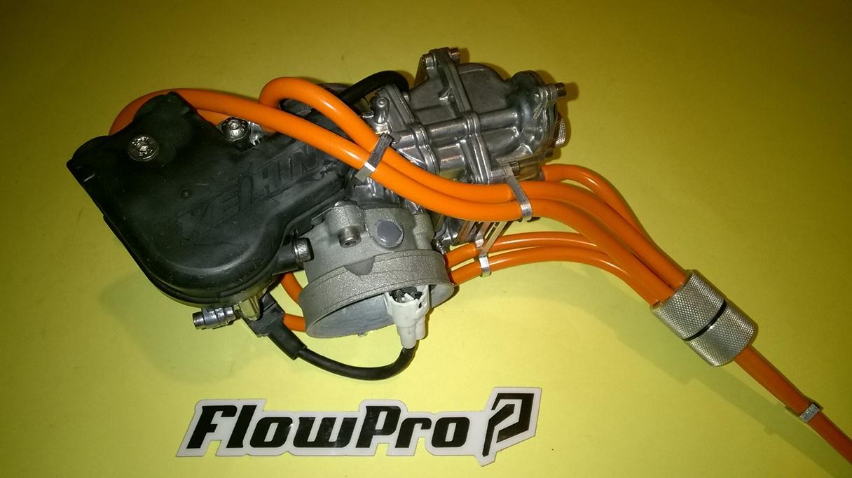 Keihin FCR MX 41 5 racing carburetor - Page 3