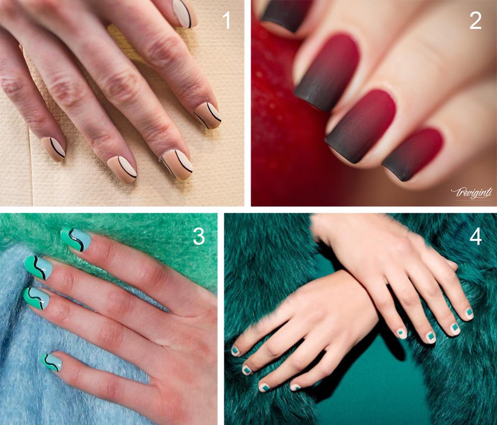 Nail art trends for fall 2015/winter 2016 Nagu dizaina tendences ...