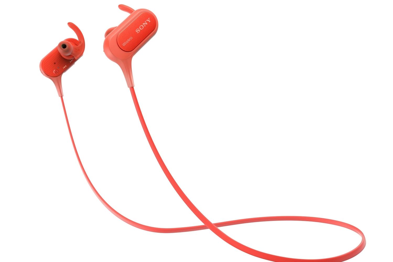 SONY EXTRA BASS™ Sports Bluetooth® BEZVADU AUSTIŅAS