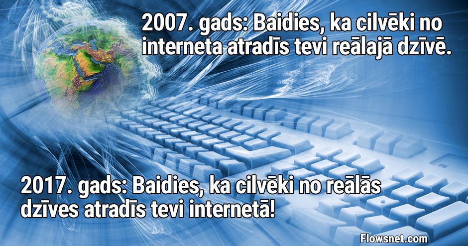 2007. GADS UN 2017. GADS