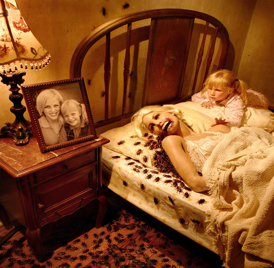 Sērijas tematika ir fokusēta uz murgiem, kādi mēdz būt bērniem.