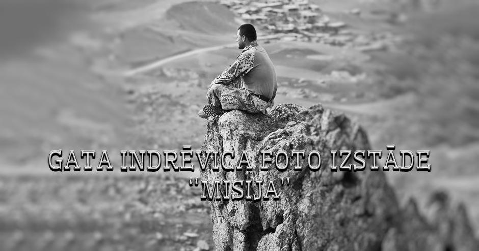 DISKUSIJU VAKARS AR FOTOGRĀFU GATI INDRĒVICU | FOTO IZSTĀDE