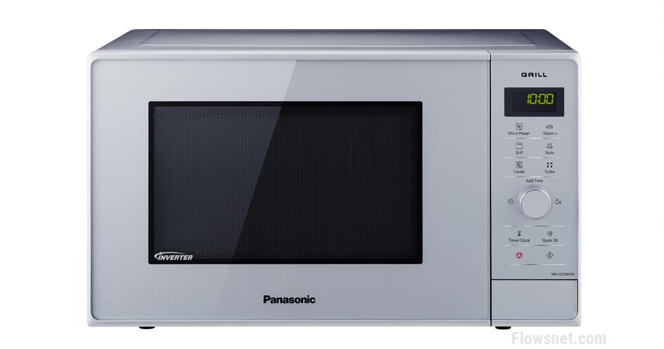 """Panasonic iepazīstina ar savu jauno mikroviļņu krāšņu sortimentu, kas iekļaujas tendencē """"Ātrie svaigie ēdieni"""""""