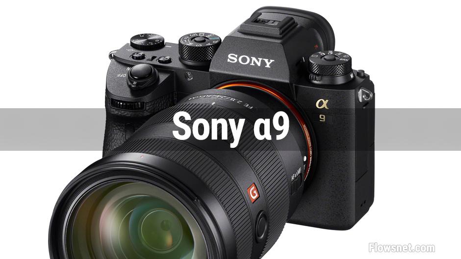 Sony jaunā α9 kamera: apvērsums profesionālās attēlveidošanas nozarē