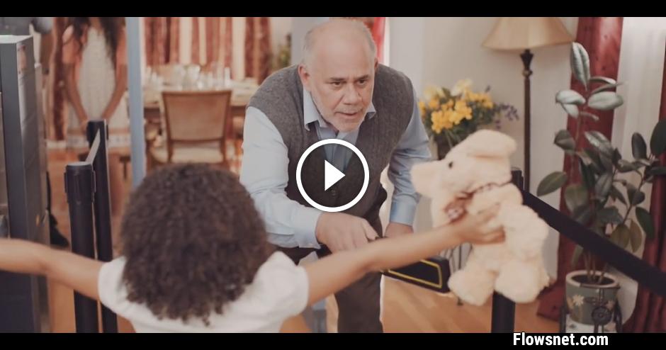 IEDVESMOJOŠS VIDEO, KĀ LIELISKI PAVADĪT SVĒTDIENU PIE VECVECĀKIEM BEZ VIEDTĀLRUŅIEM