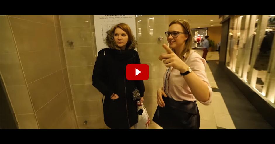 VIDEO: LIELĀKAIS MANEKENU IZAICINĀJUMS LATVIJĀ - T/C ALFA.