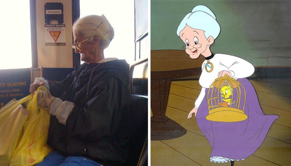 Granny (Looney Tunes)