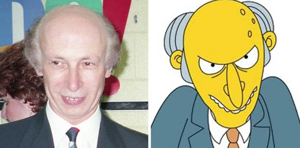 Mr. Burns (The Simpsons)