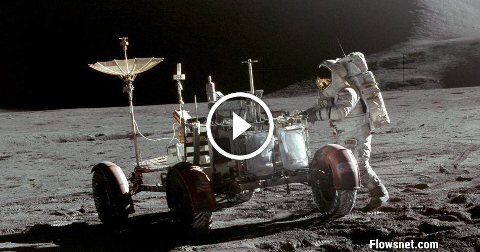 PĒC ASTRONAUTA JŪDŽINA SERNANA NĀVES NASA PUBLICĒ VIDEOAPSKATU PAR PAVEIKTO