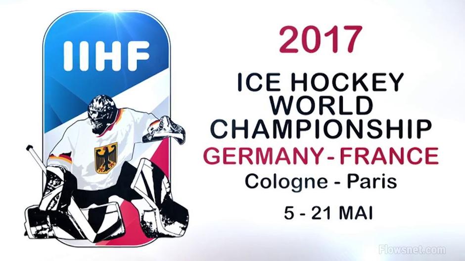 Pasaules Čempionāts hokejā 2017. Spēļu kalendārs. Tiešraides