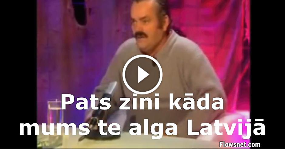 VIDEO | SMIEKLĪGI: LATVIEŠU REALITĀTE. DIENAS ZAGĻI
