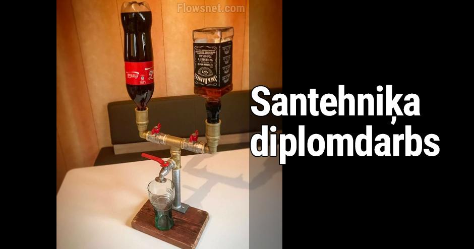SANTEHNIĶA DIPLOMDARBS