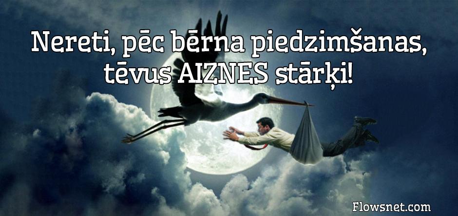 TĒVUS AIZNESA STĀRĶIS..