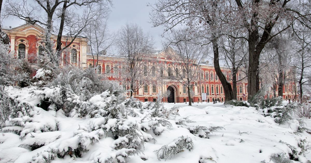 FOTOREPORTĀŽA: JELGAVA PIE -14 GRĀDIEM 07.01.2017