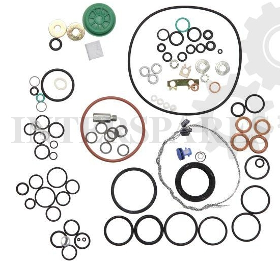 delphi lucas dpc fuel pump rebuilt overhaul kit seals kit 9109 230a 7701203377 ebay. Black Bedroom Furniture Sets. Home Design Ideas