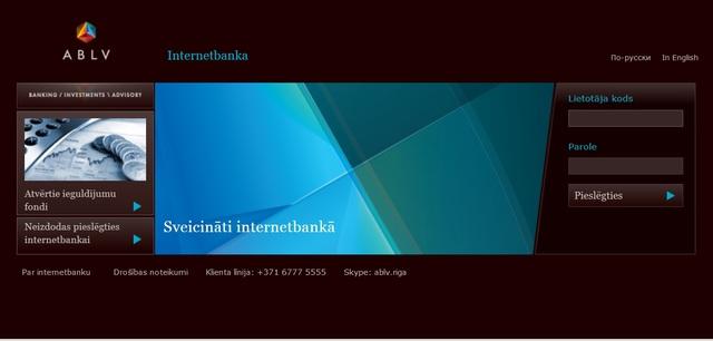 Par bankām. Kredīti, pakalpojumi, nianses, notikumi - Page 3 Ablv-ieeja.sized