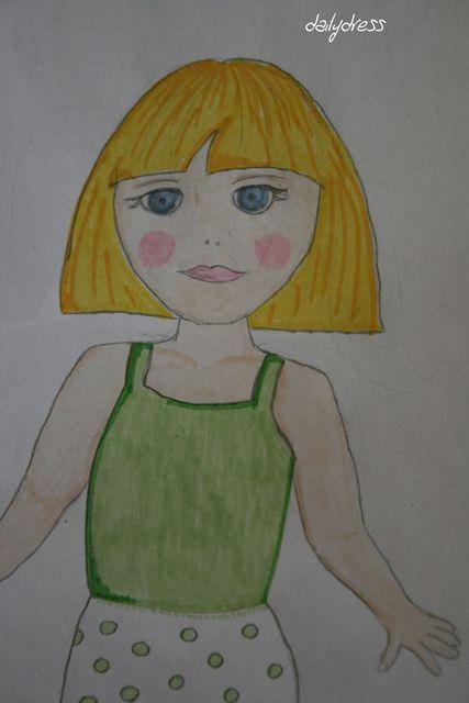 Magda im Detail