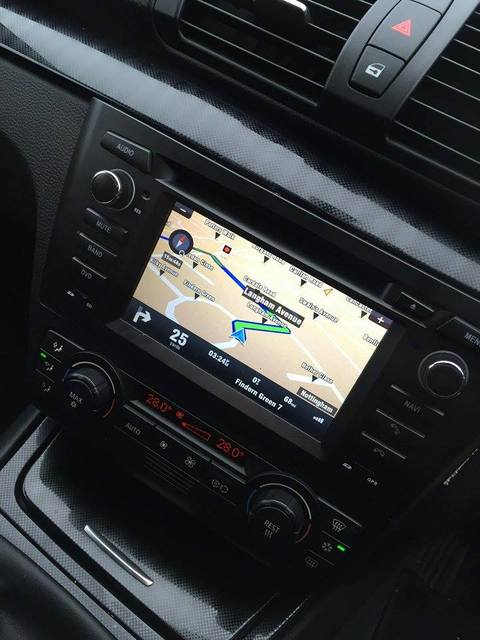 Mabe someone interested swap my double din to bmw
